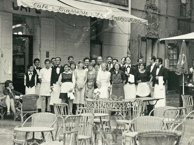 café de La table ronde equipe